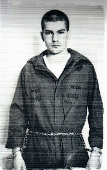 "Westley Allan Dodd in shackles prior to his execution in 1993. Westley Allan Dodd (July 3, 1961 – January 5, 1993) was a convicted American serial killer and child molester. He has been called ""one of the most evil killers in history"". His execution on January 5, 1993, was the first legal hanging (at his own request) in the United States since 1965."