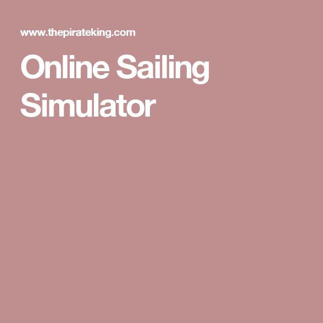 Online Sailing Simulator