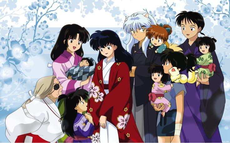 Kagome And Inuyasha Wedding Manga