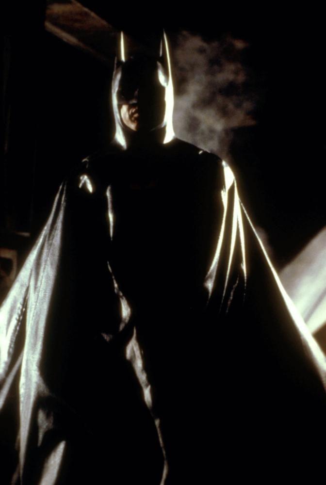 BATMAN, Michael Keaton, 1989. (c)Warner Bros..