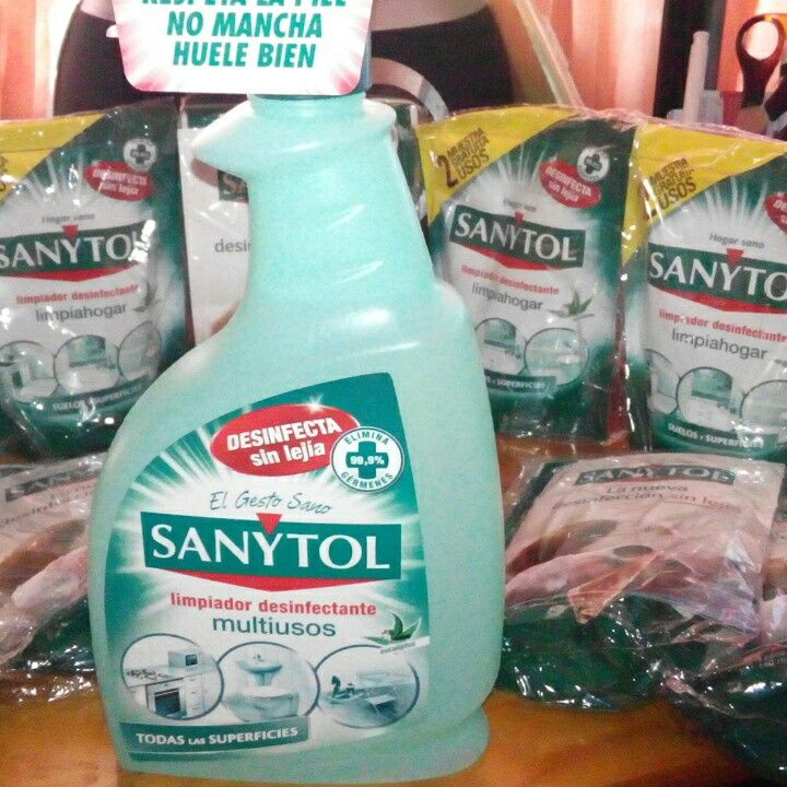 #Sanytol Multiusos.