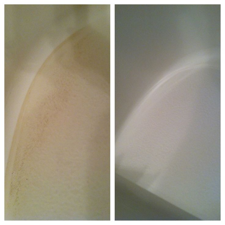 Any Natural Way To Remove Hard Water Stain