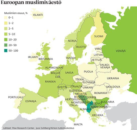Euroopassa on haluttu tukea maltillista islamia järjestämällä omaa imaamikoulutusta, mutta muslimiyhteisöt hakevat imaaminsa mieluummin muslimimaista.