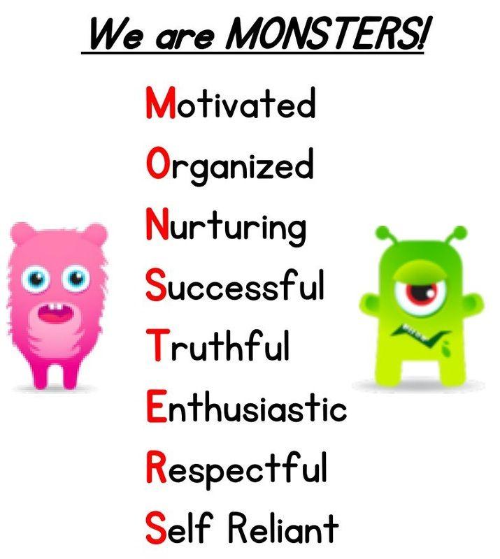 Monsters - ClassDojo