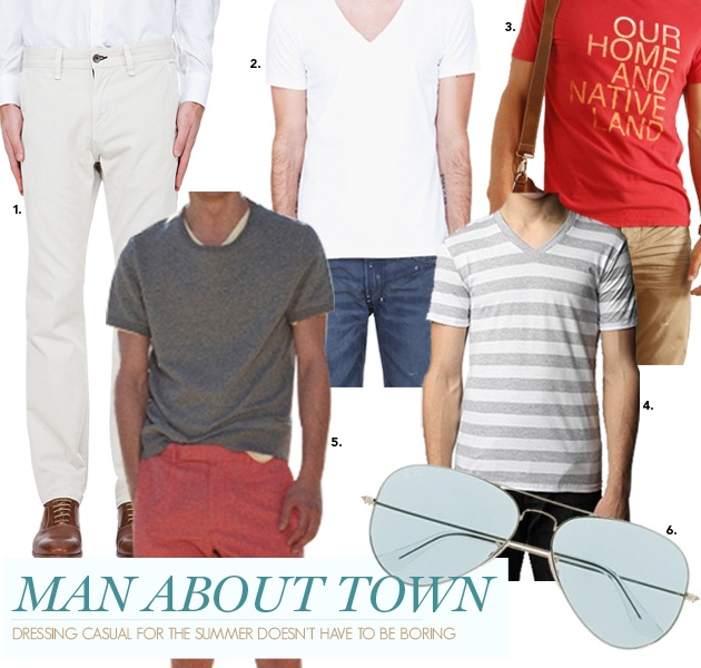 Sharp dressed men are dressing even sharper this summer! Here are some ideas to push them in the right direction!!