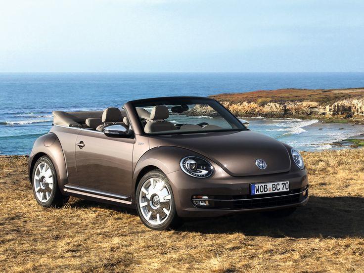 """Volkswagen Beetle Cabrio """"70s Edition"""" '2012–н.в."""