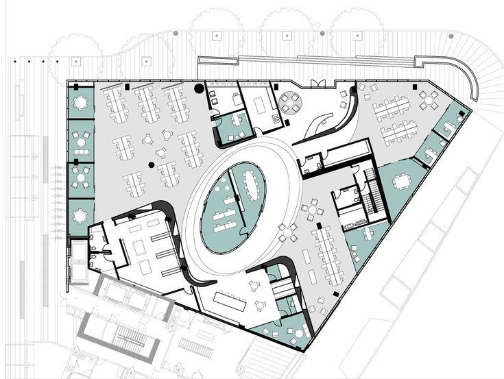 floor plan of office layout - Tìm với Google