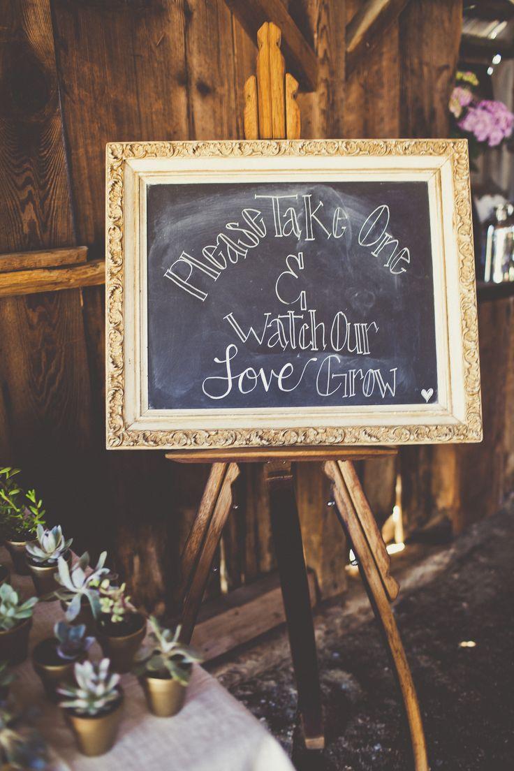 Signage. | Photography by Sarah Kathleen Photography