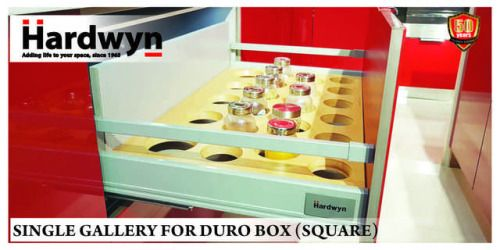 Duro Box With Single Gallery
