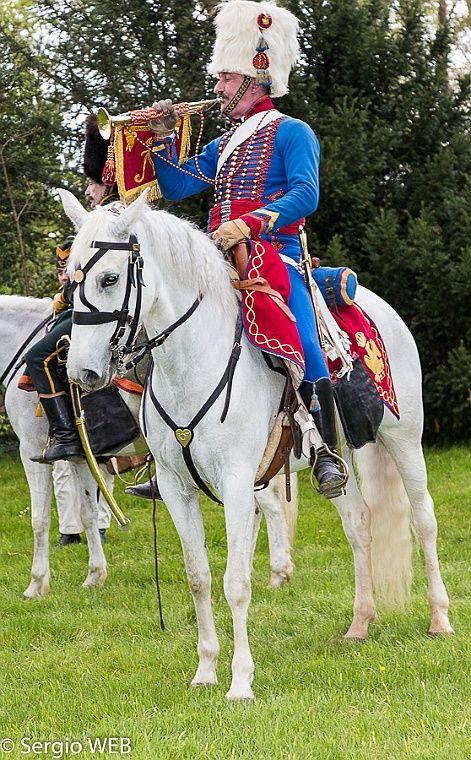 Trumpeter, Chasseurs a cheval de la garde.