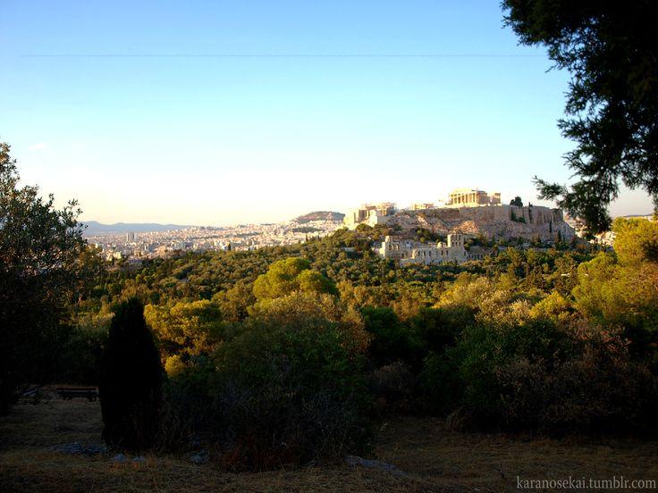 Αθήνα (Athens) #greece #athens #acropolis