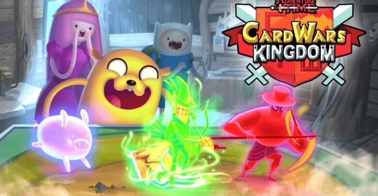 Card Wars Kingdom – Adventure Time – Review