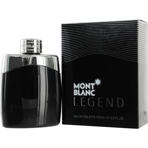 Mont Blanc Legend By Mont Blanc Edt Spray 3.4 Oz