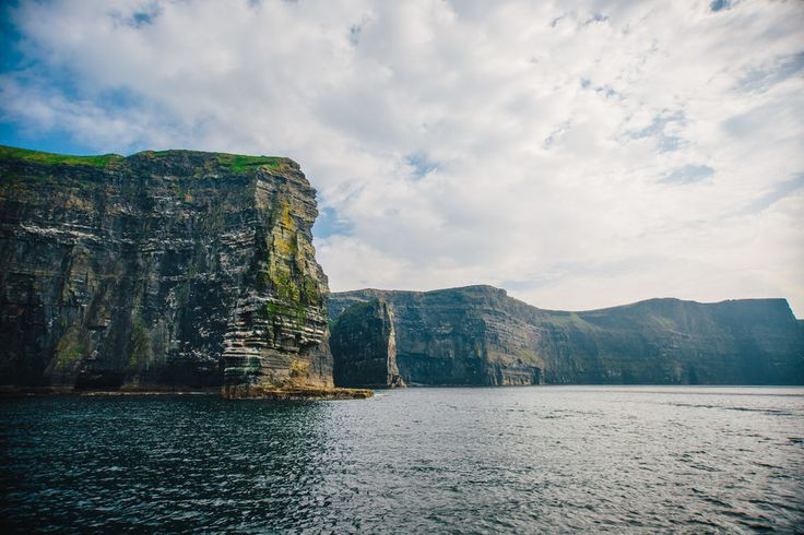 Cliffs on the Wild Atlantic Way