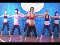 Aerobic Dance Workout For Beginners Step By Step l Zumba Dance Workout for weight loss - YouTube