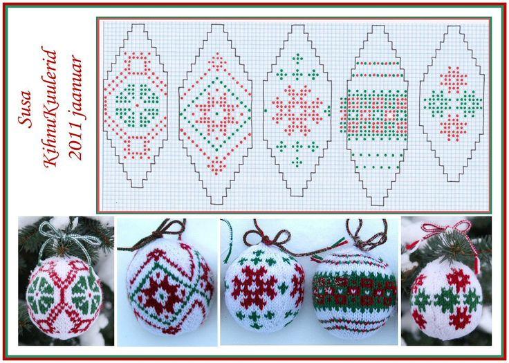 needle craft ornaments