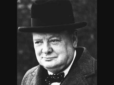 Winston Churchill Speeches In Defense of the British Empire