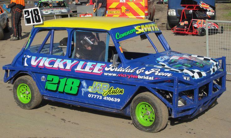 ORCi Ministox, Northampton Raceway. 19th October 2014.