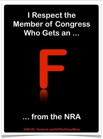 I understand and support gun rights, but the NRA and the industry they take the heat for have taken leave of their senses.