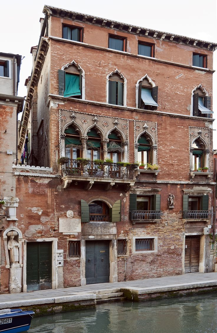 Venice, Italy - House of Tintoretto