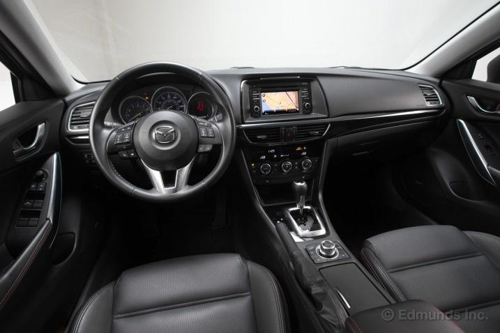 2014 mazda 6 interior. 2014 mazda 6 front interior