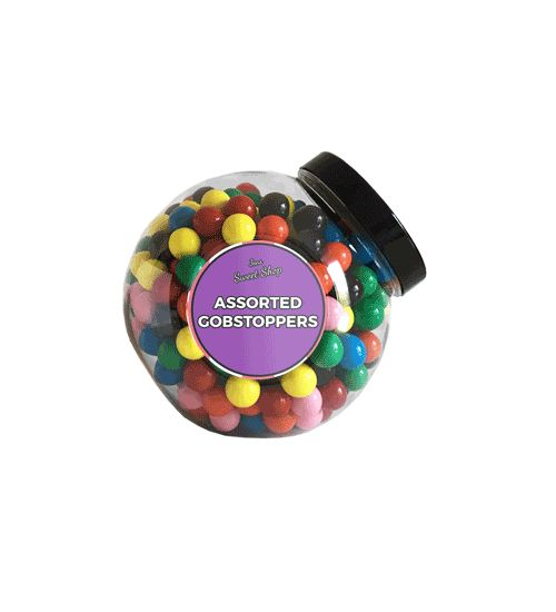 Gobstoppers sweets