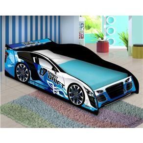[Casas Bahia] Cama Infantil Carro Drift Azul Com Colchão - R$559,90