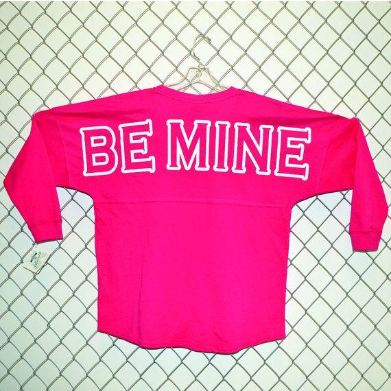 Valentine's Day Varsity Crew Shirt by VenezieSportingGoods on Etsy