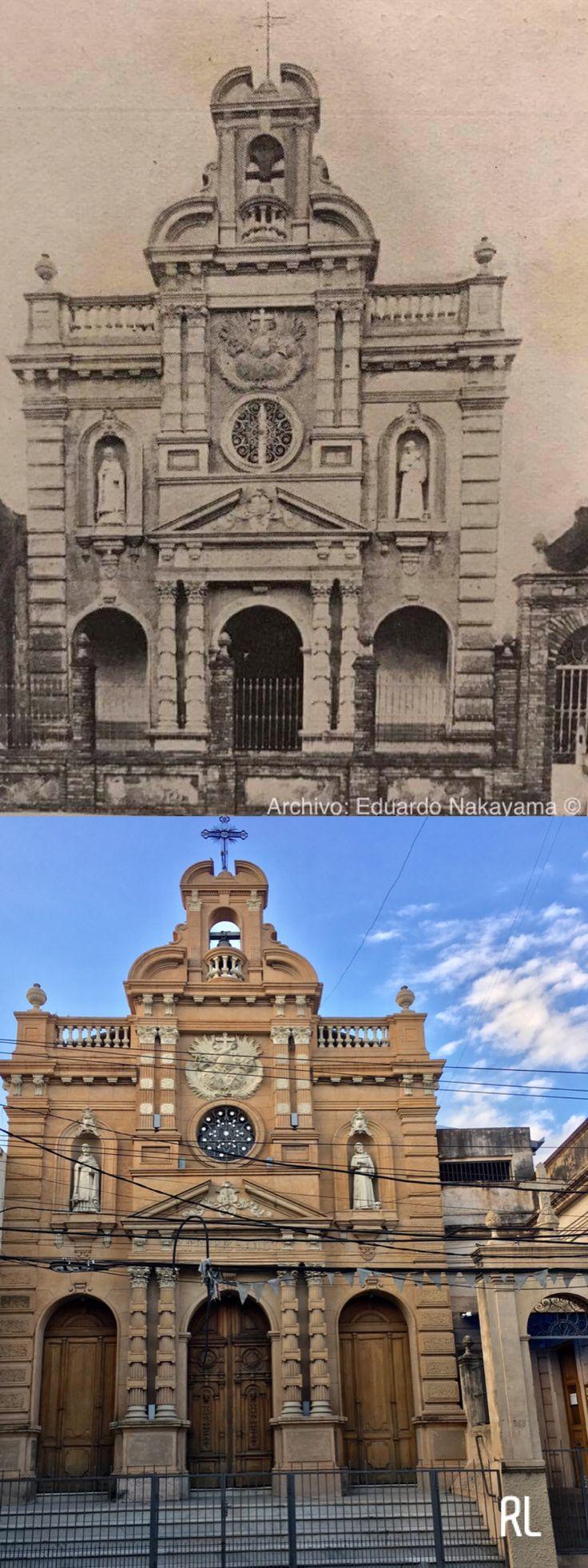 Iglesia de San Francisco de Asunción-Paraguay