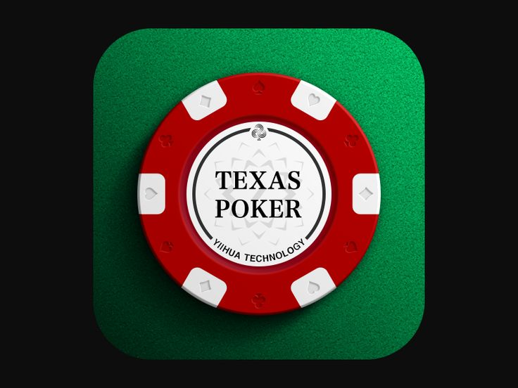 Poker game icon by Keller Z.