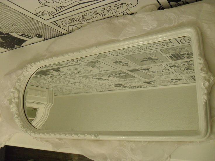 die besten 25 barock spiegel wei ideen auf pinterest. Black Bedroom Furniture Sets. Home Design Ideas