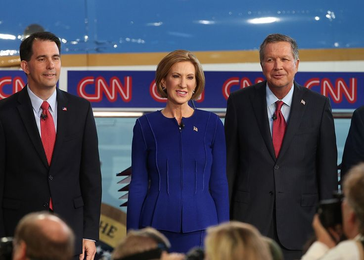 Republican primary debate points to government shutdown compromise: GOP candidates hint at a reconciliation measure for defunding Planned Parenthood.