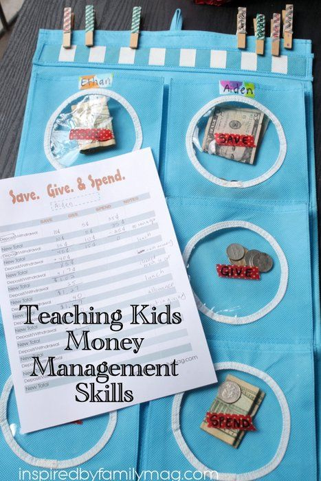 Teaching kids money management - Such a simple system and it's all in one place.  I'm ready to try a simple system for chores & money-- it's the only way it will stick in our house.