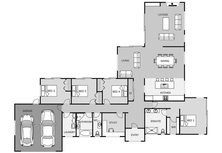 145 best home house plans images on pinterest floor for Signature home designs