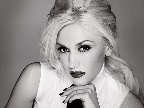 I'm just going to say that I think Gwen Stefani is ridiculously beautiful. Nbd.