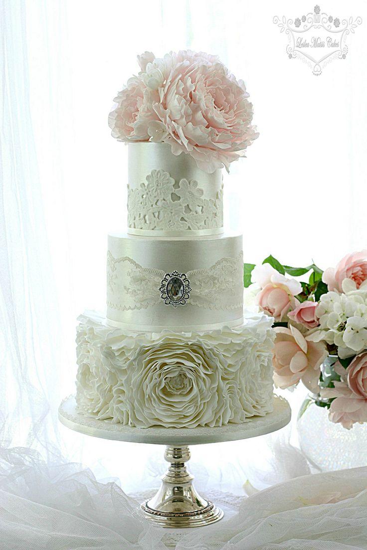 fake cake foam fake wedding cakes Leslea Matsis Cakes s photostream on FlickeFlu