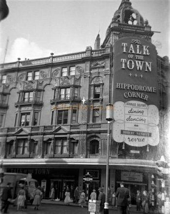 London Hippodrome, Charing Cross Road, London