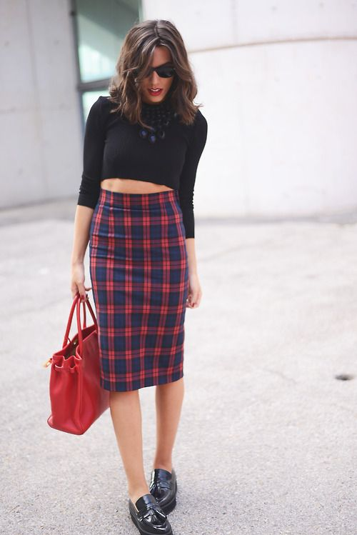 68 best images about faldas on Pinterest | Pink pencil skirt, Kate ...