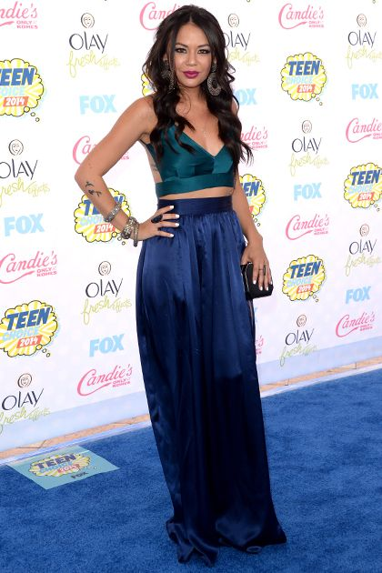The 19 Celebs That Made This Year's Teen Choice Awards the Chicest Yet