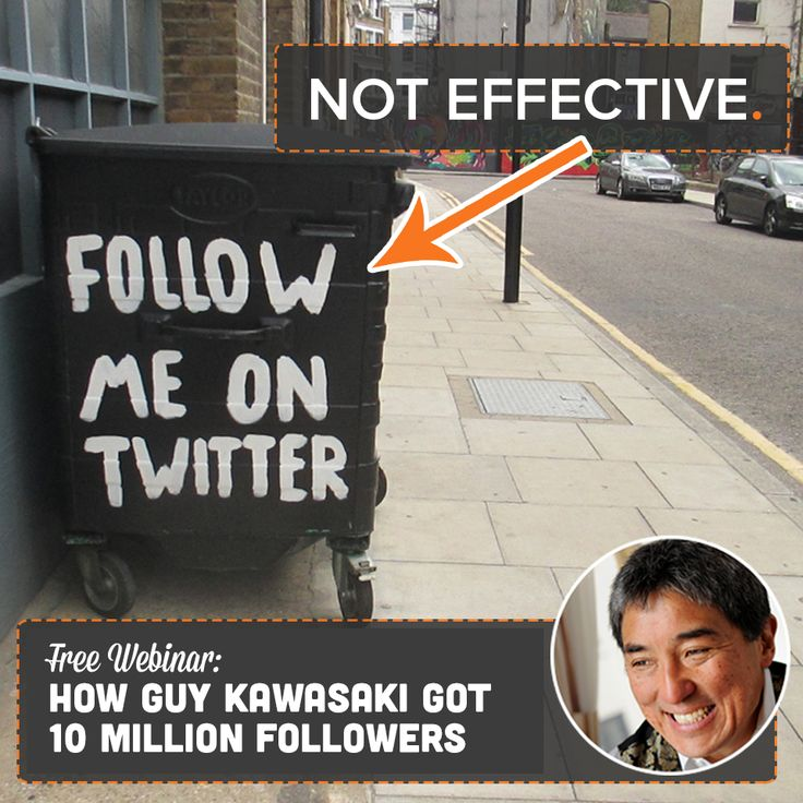 See how social media experts Guy Kawasaki and Peg Fitzpatrick amassed their followings, and learn from their successes! *Webinar Details* Date: February 19th 2015 Duration: 60 minutes including Q&A Time: 2pm EST/11am PST Hashtag: #GetMoreFollowers