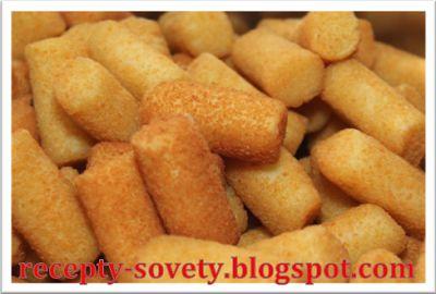 Крокеты картофельные - рецепт