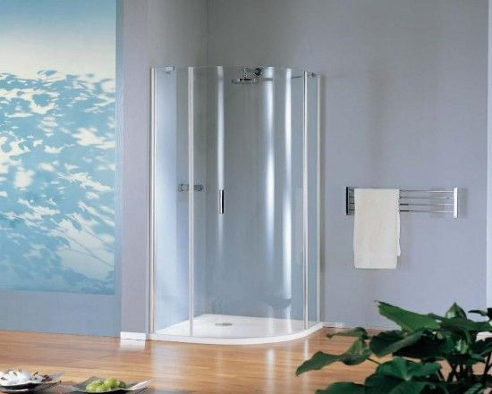 Top Italian Shower Enclosure Polaris Deluxe Models From SAMO Group