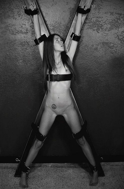 Share your bdsm bondage cross