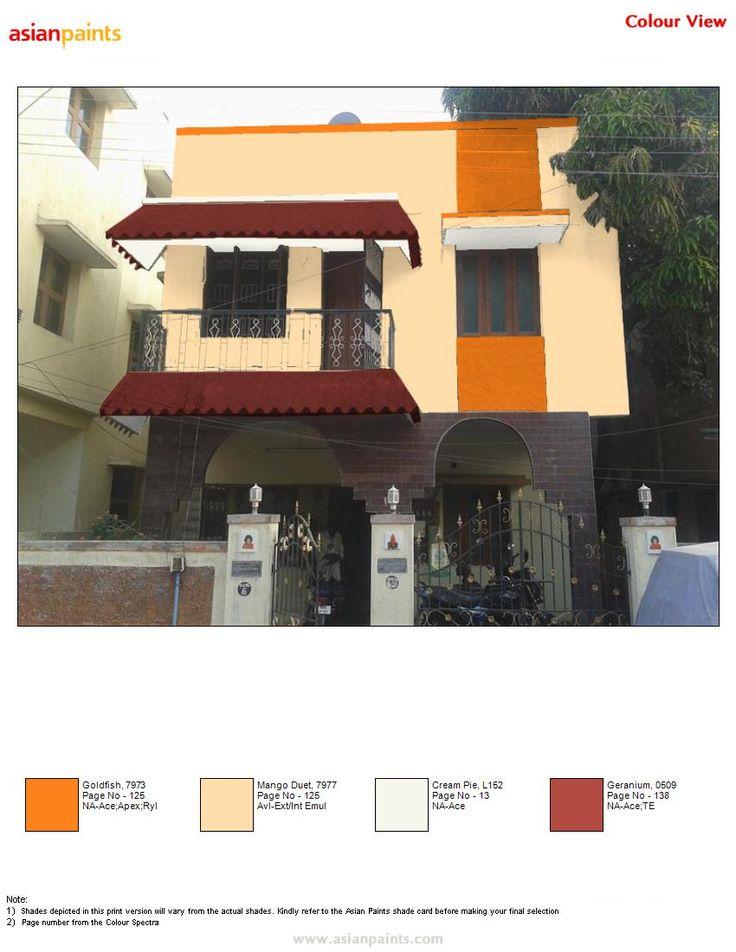 1st Combination Asian Paints Colours Asian Paints Asian Paints Colour Shades