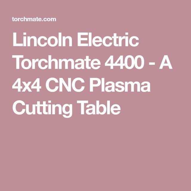 Best 25 Cnc Plasma Table Ideas On Pinterest Cnc Plasma