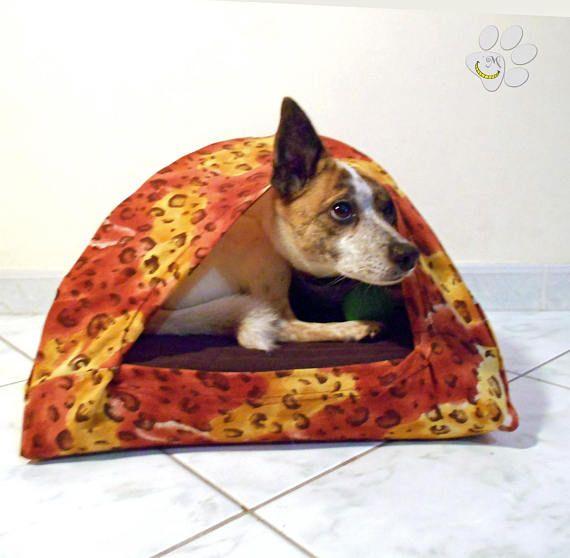 Cuccia Igloo cane  gatto. Materiali riciclati