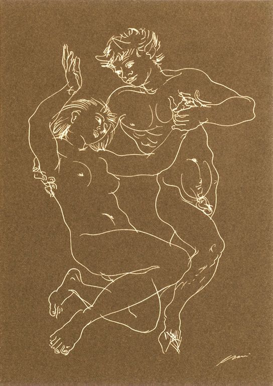 Hans Erni - La Danse