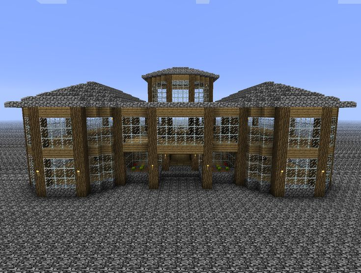 Best 25 minecraft wooden house ideas on pinterest for House building design ideas
