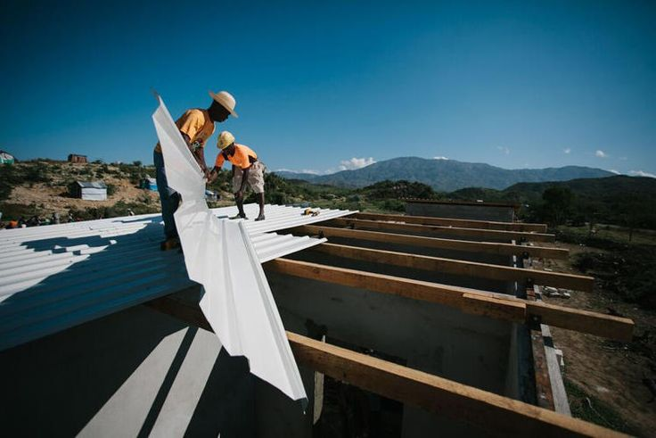 <p>That money will be reinvested in future communities, in a pay-it-forward model.</p>