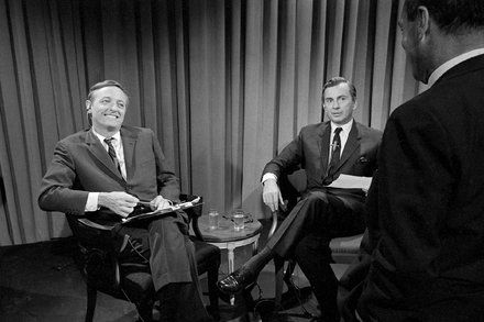 Review: Best of Enemies Recalls Gore Vidal and William F. Buckley Jr.s TV Battles